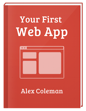 Your First Web App