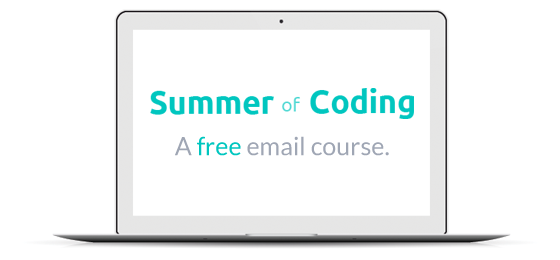 Summer of Coding: a free email course